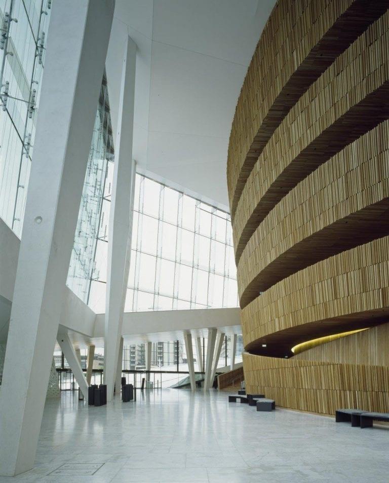 Beam - Ópera de Oslo