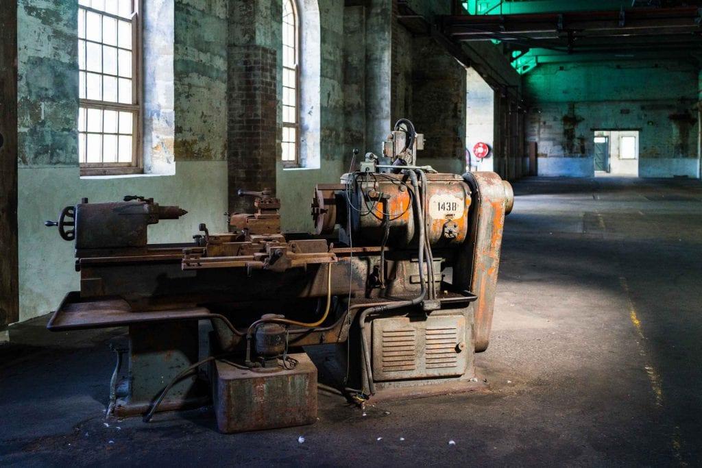 Beam - Estilo industrial